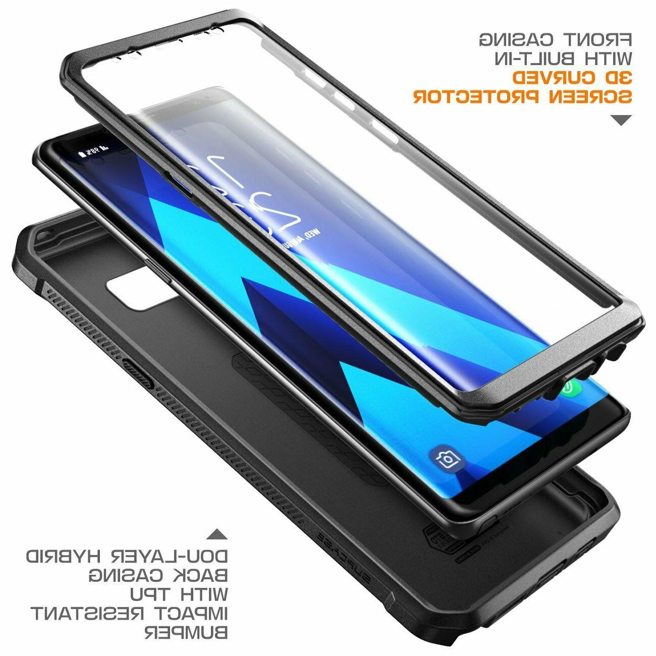 SUPCASE Phone Samsung Galaxy Note with w/ Screen Cover