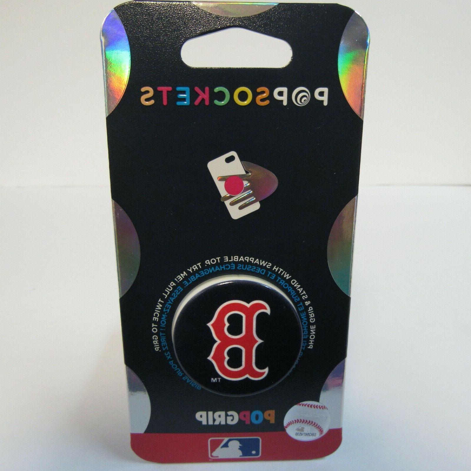 PopSockets BOSTON RED