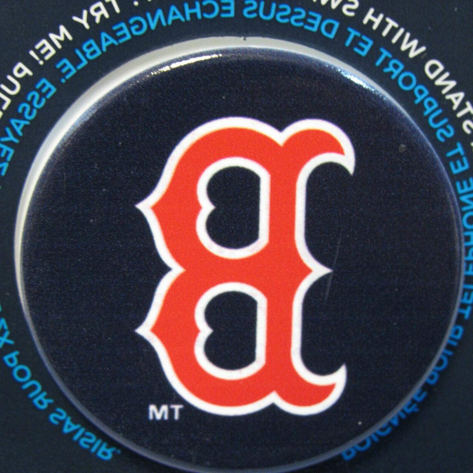 PopSockets MLB BOSTON RED PopGrip