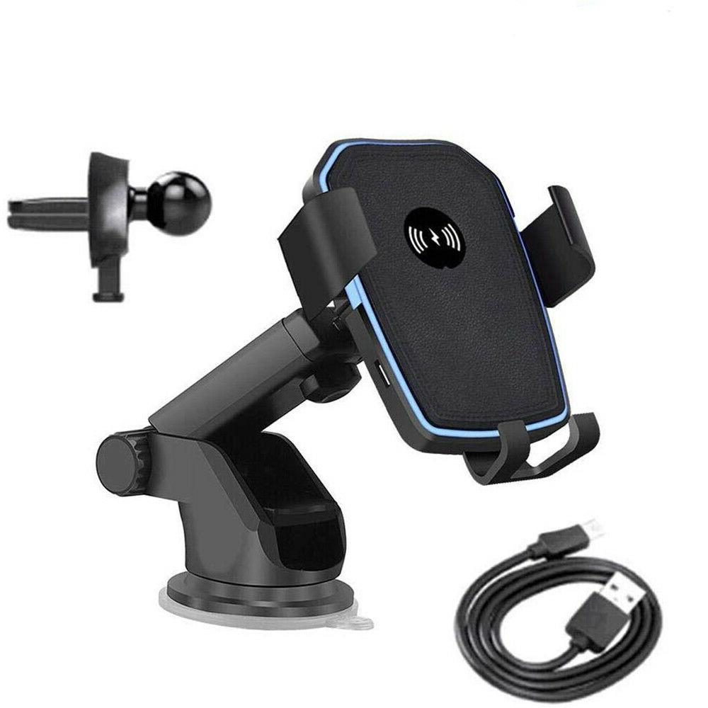 Qi Wireless Fast Charging Car Stand in For Phone