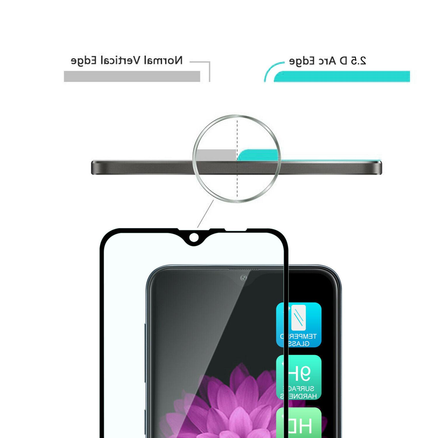 For A20 Metal Ring Stand +Tempered Glass