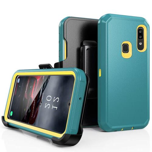 Samsung A20 A50 A10e Case Clip Holster Phone Cover