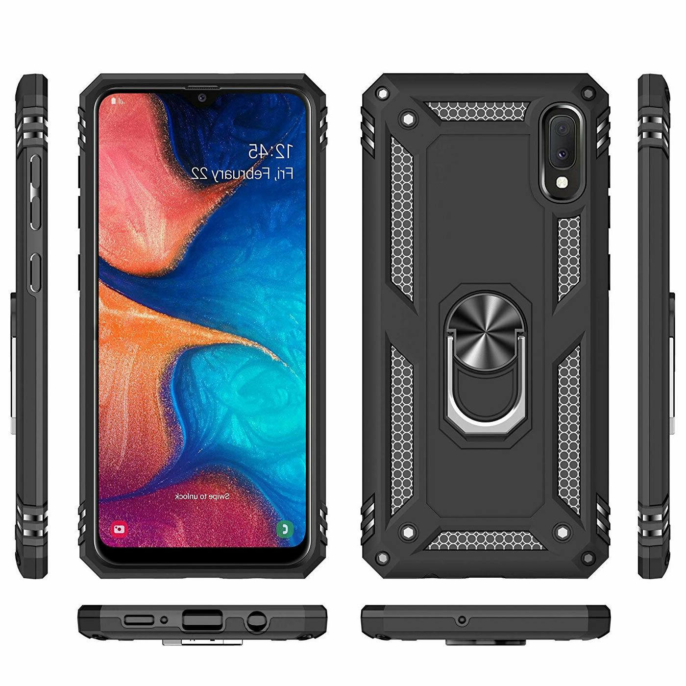 Samsung case With Magnetic Support