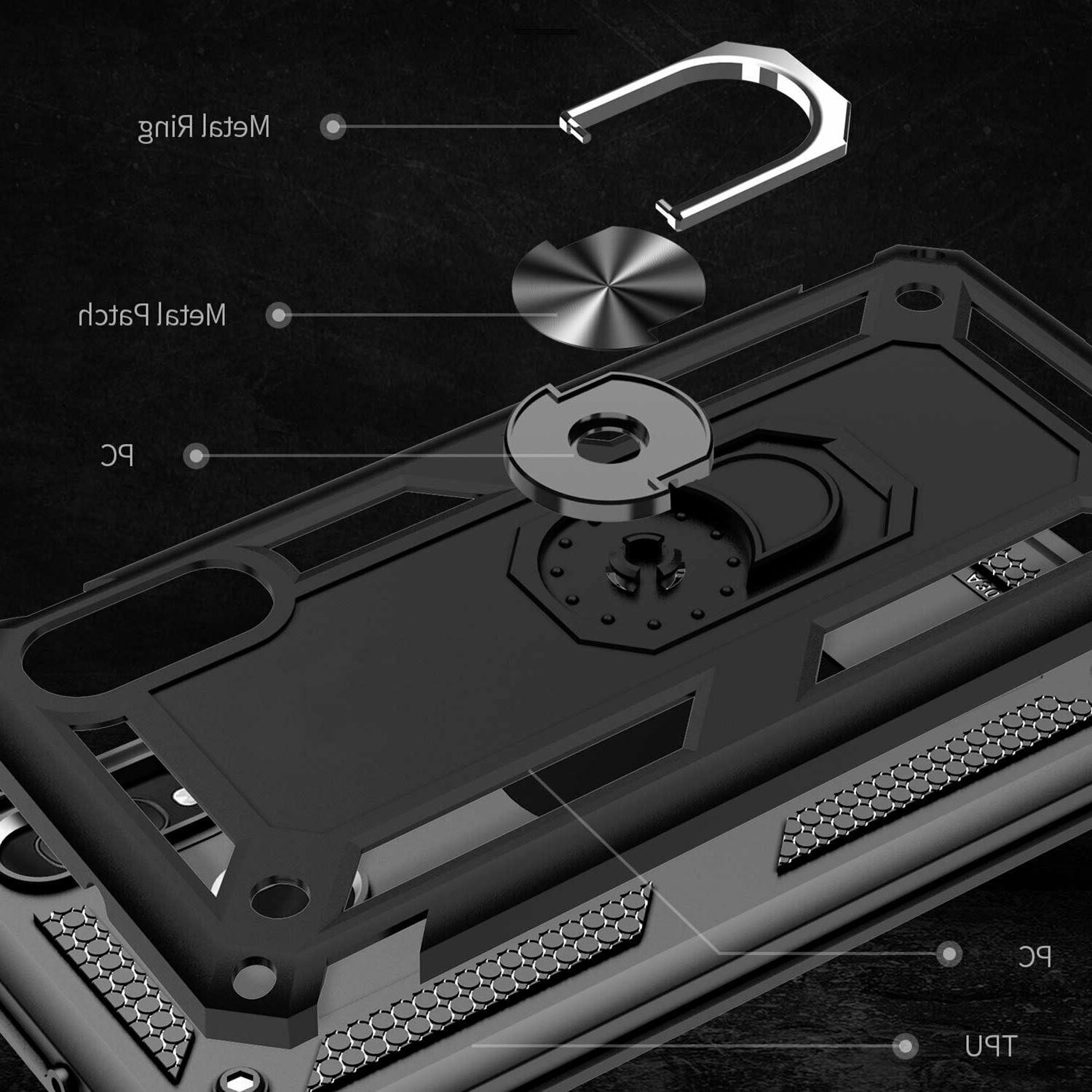 Samsung case With Magnetic Support Stand