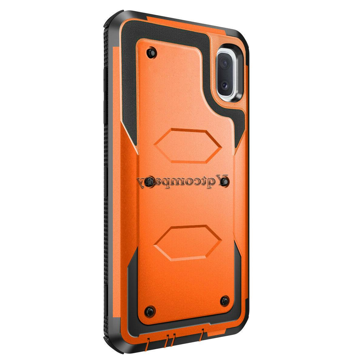 For Samsung Galaxy A20 A30 Case Shockproof Cover