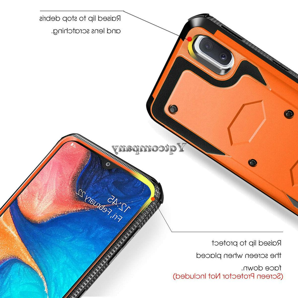 For A30 Shockproof Hybrid Cover