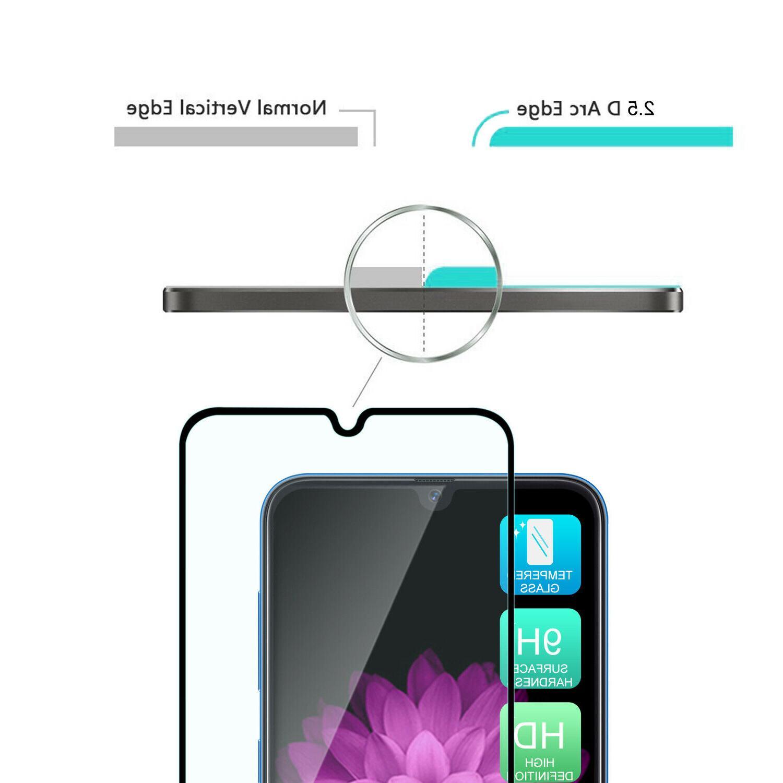 For Samsung A10e A20 Green Glitter Glass