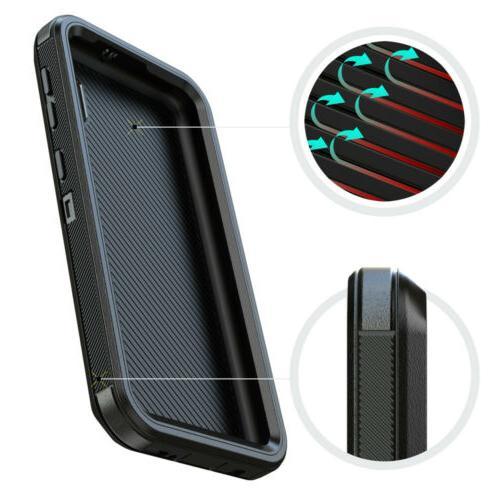 Samsung Galaxy A20 A50 Clip Holster Hybrid Phone