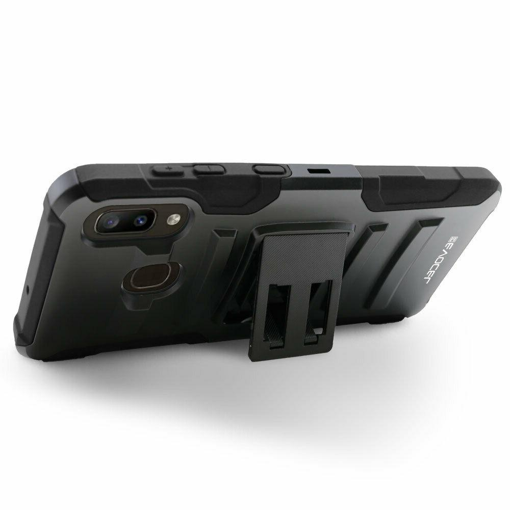Samsung Galaxy Phone Protector and Holster Evocel
