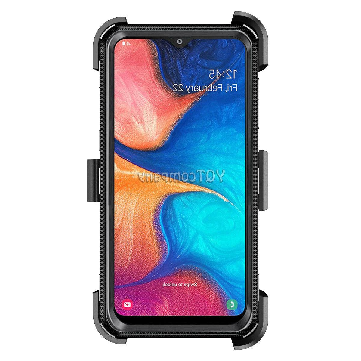 For Samsung A20 Screen Protector