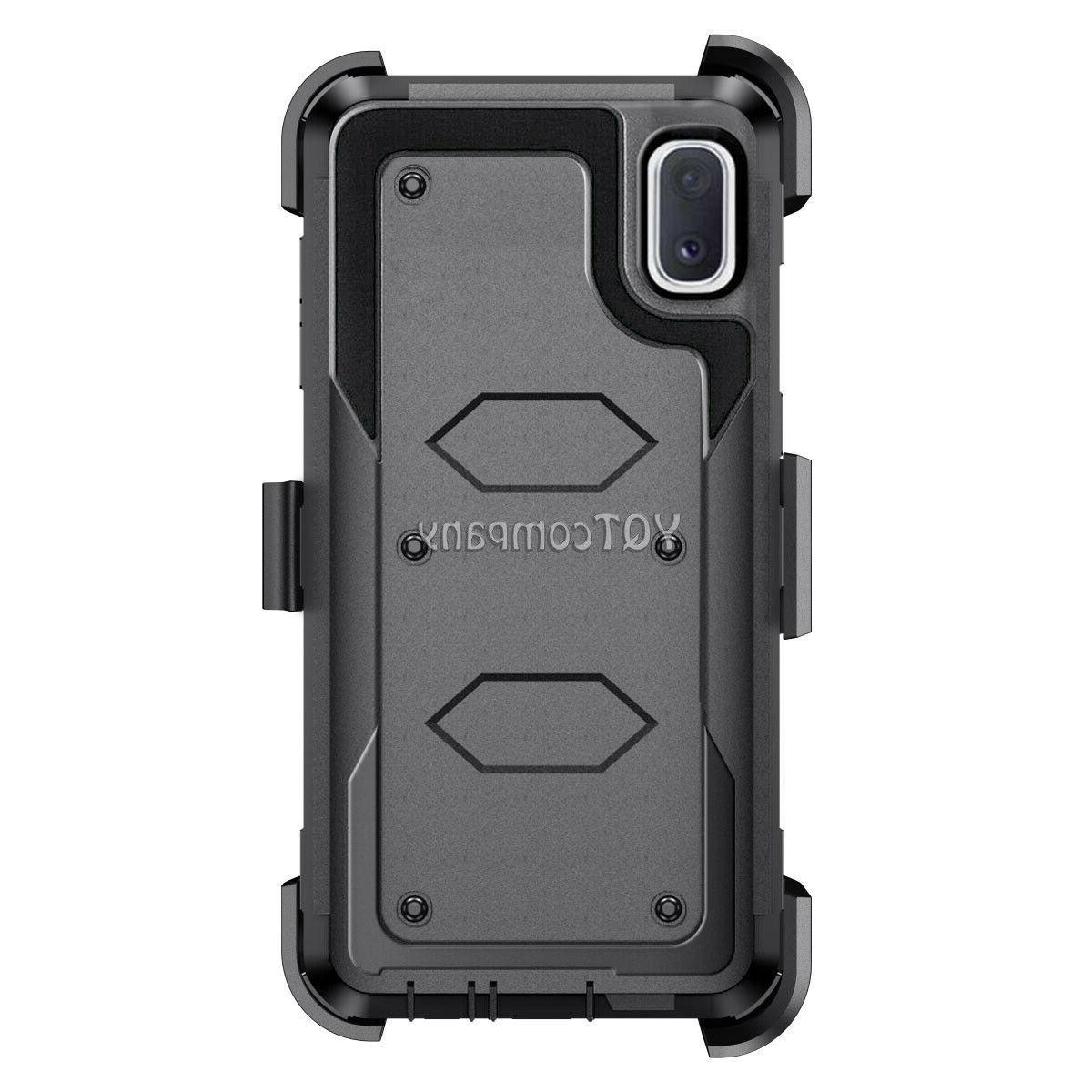 For Samsung A50 A20 A30 A10e Belt Clip Screen