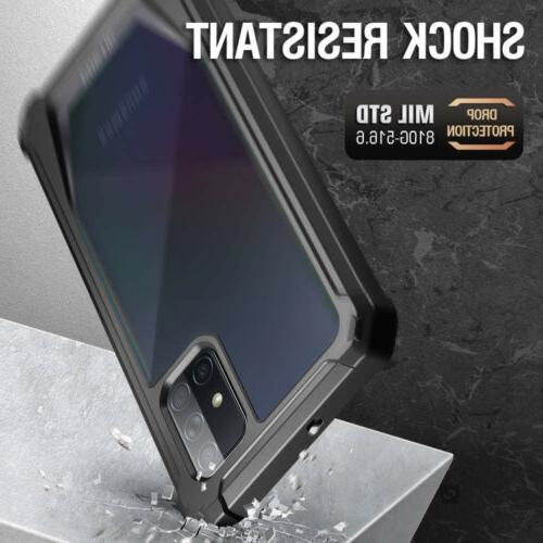 Samsung A71 Hybrid Protective Cover