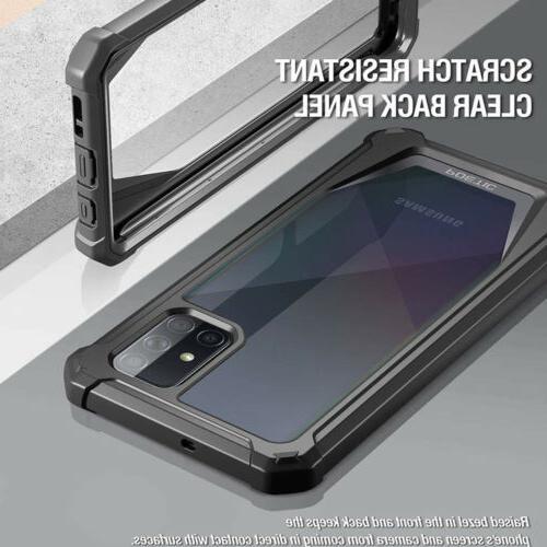 Samsung Galaxy A71 Hybrid Shockproof Cover