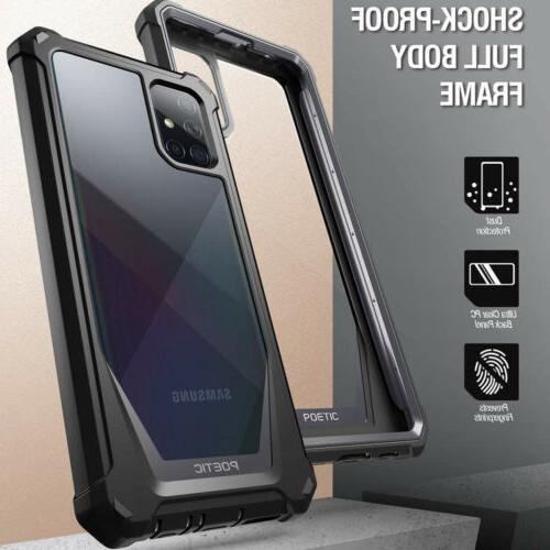 Samsung Galaxy Hybrid Cover Black