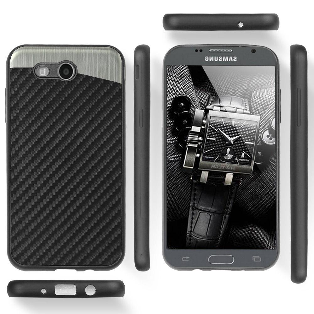 For Galaxy Luna Pro/Eclipse/Prime/Emerge Magnetic Phone Case Cover