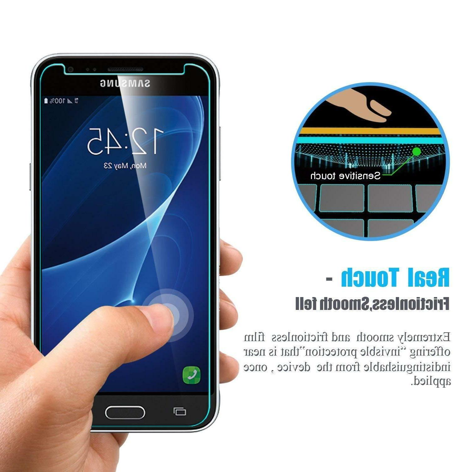 For Galaxy Emerge/J3 Pro Phone Protector