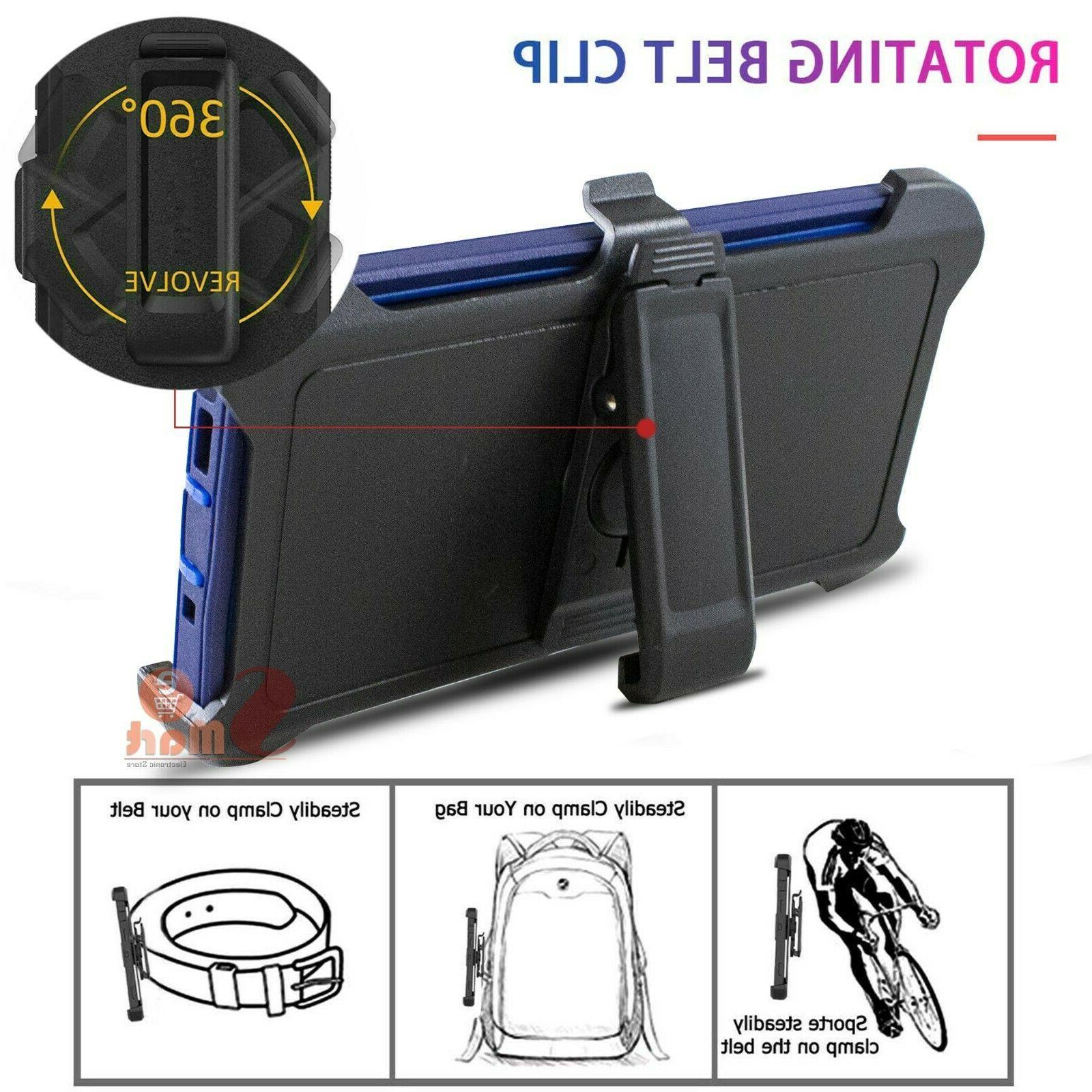 For Samsung 10 Defender W/ Belt
