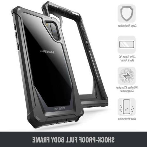 / Note Case Hybrid Cover