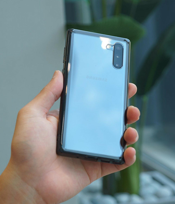 Samsung Note 10 Plus Case Ringke Clear Shockproof