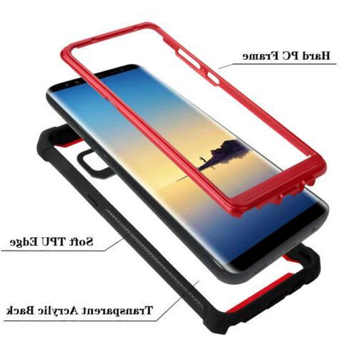 For Samsung Galaxy 10 Plus Hybrid Rugged Heavy Cover