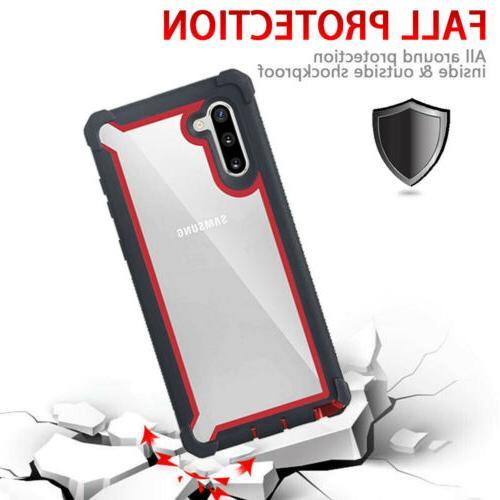 For Samsung Galaxy 10 Hybrid Rugged Heavy Duty Cover