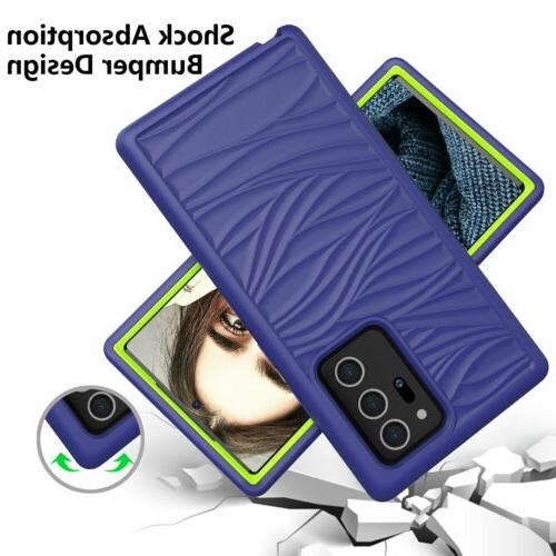 For Galaxy Note 20 Ultra Rugged Defender Phone Cover