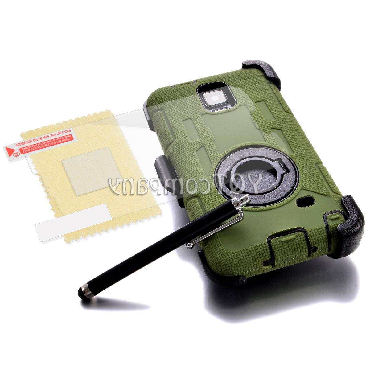 For Note 3/4/5 S7 S9 Hybrid Protective Case