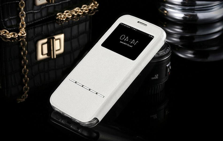Samsung Note 8/5/4 Flip Cases Phone Accessories Mens