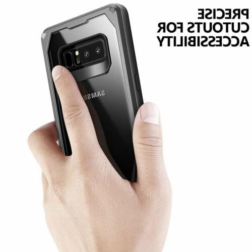 Poetic Samsung Galaxy Note Scratch Resistant Rugged Black