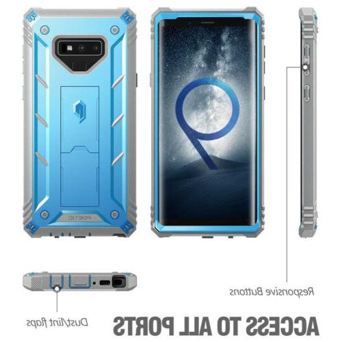 9 Case Cover with Blue