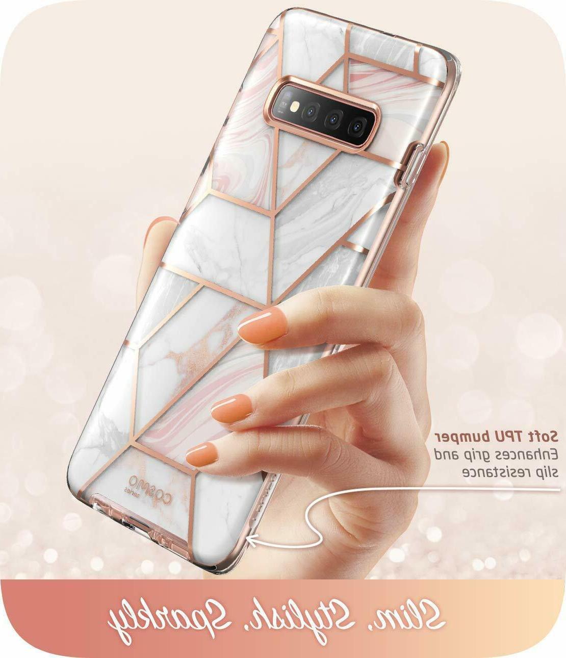 Samsung S10 Case, i-Blason Protective Cover