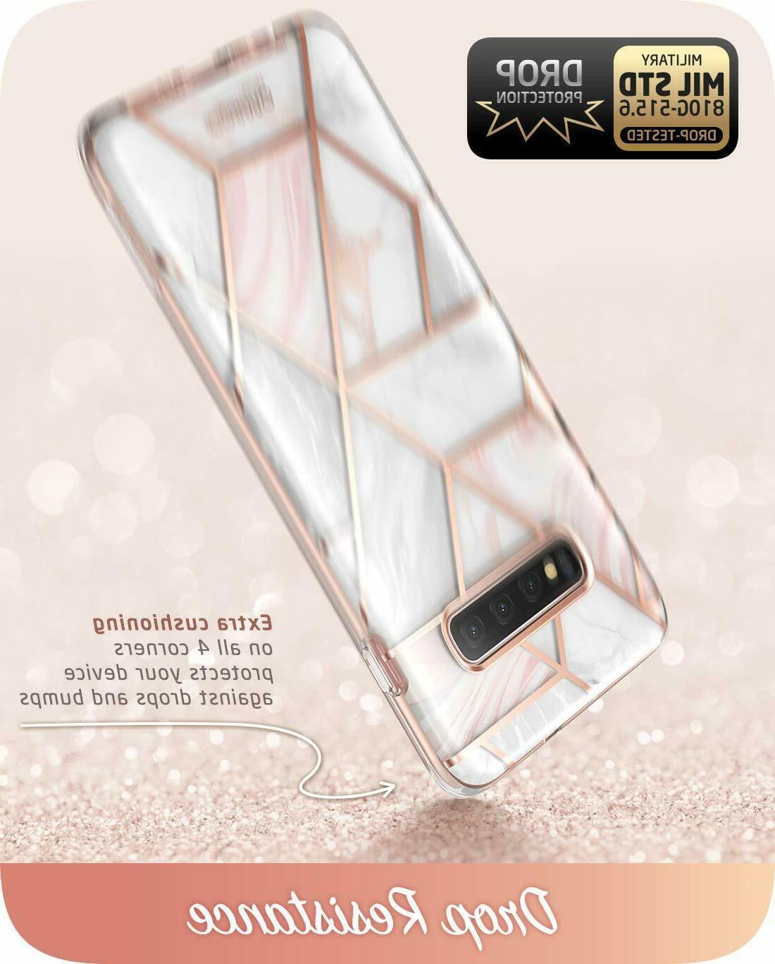 Samsung S10 Plus Case, Stylish Protective Shockproof