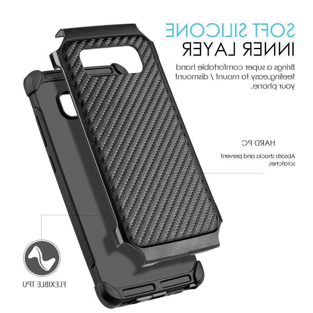 For Samsung Plus/S10/S10e/Note TPU Armor
