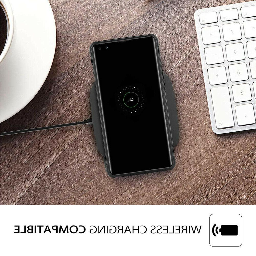 For Galaxy Plus/S10/S10e/Note Fiber TPU Armor