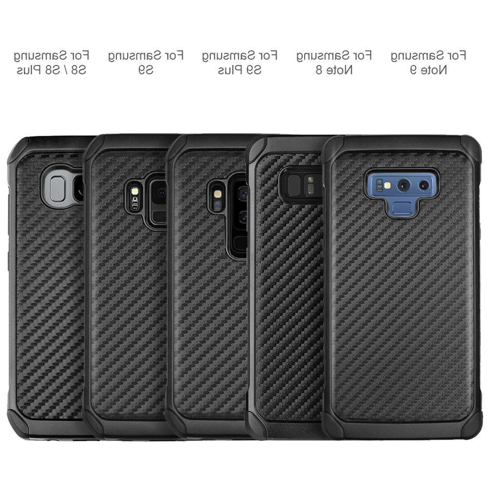For Samsung Plus/S10/S10e/Note 9/8/S9/S8 TPU Armor