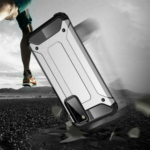 For Samsung FE 5G Rugged Hard Back Case Cover