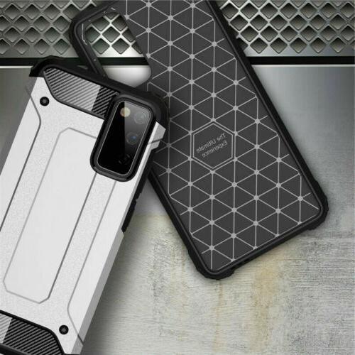 For Samsung Galaxy FE 5G Rugged Armor Case