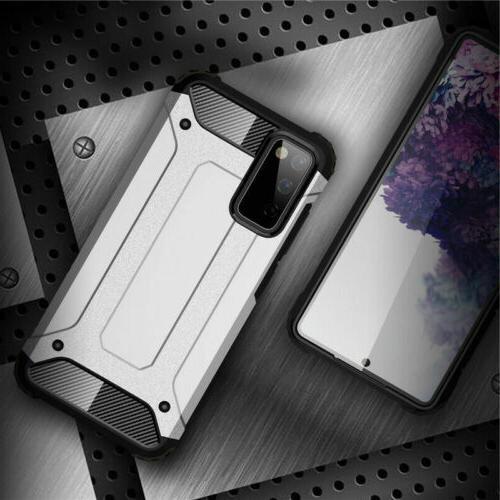 For Galaxy FE 5G Rugged Back Case