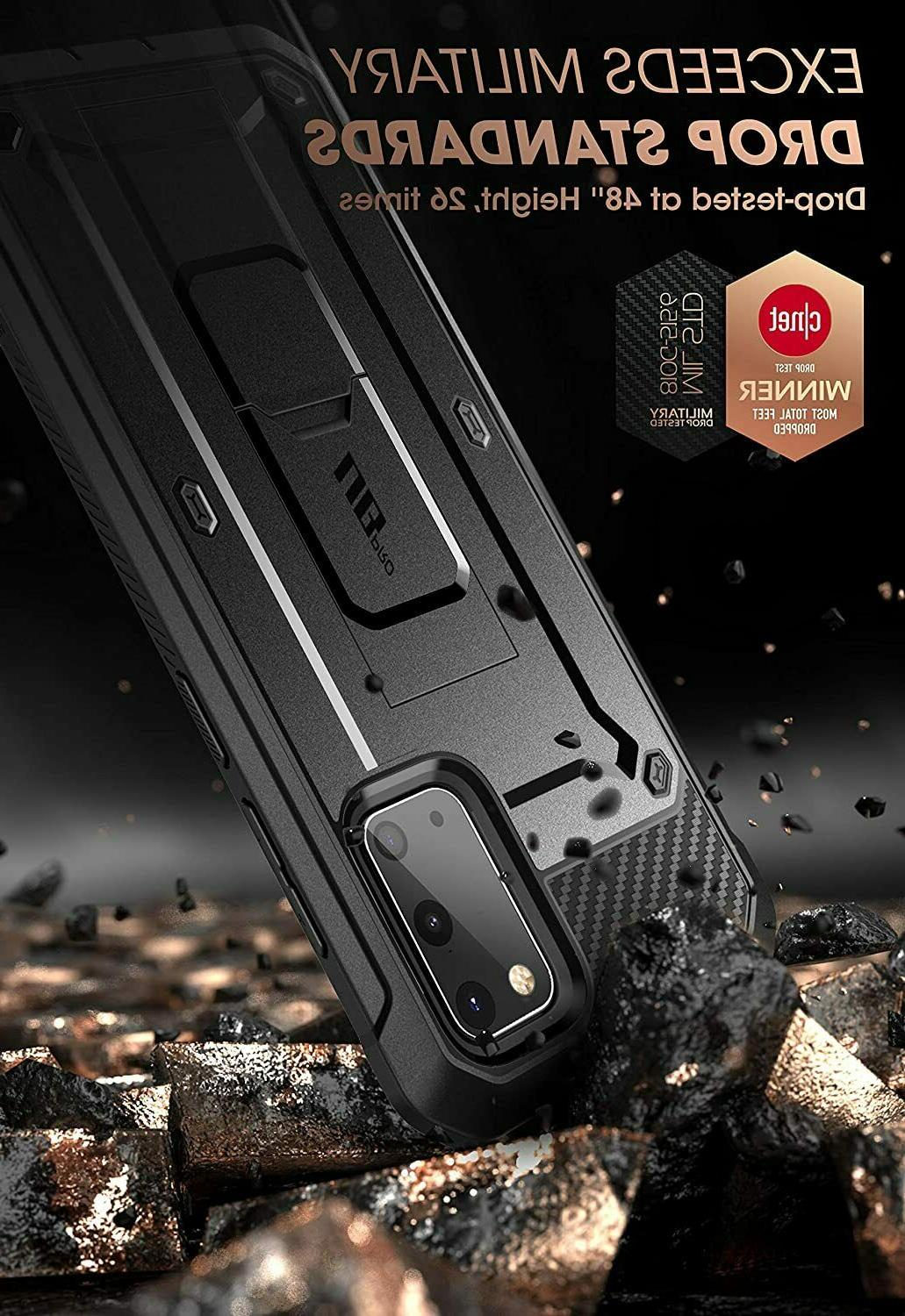 SUPCASE Case Stand Cover for Samsung Galaxy S20 FE