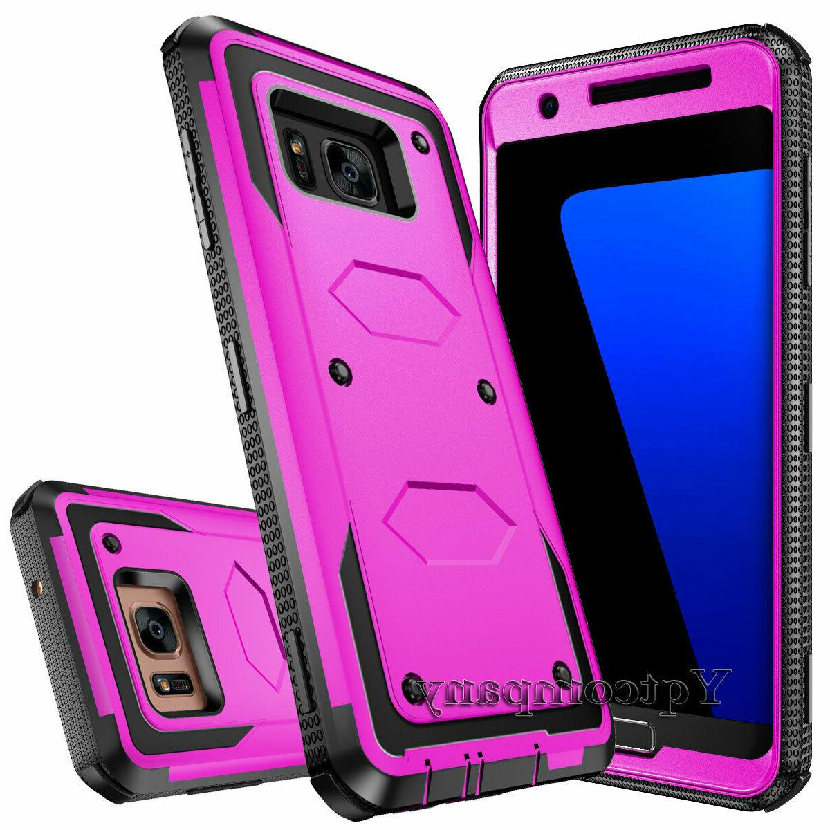 For Samsung Galaxy Edge/S8/S9/S20/Note Shockproof Phone Case Cover