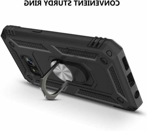 For Samsung Case Protective Cover Black