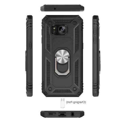 For Samsung Case Protective Skin Black