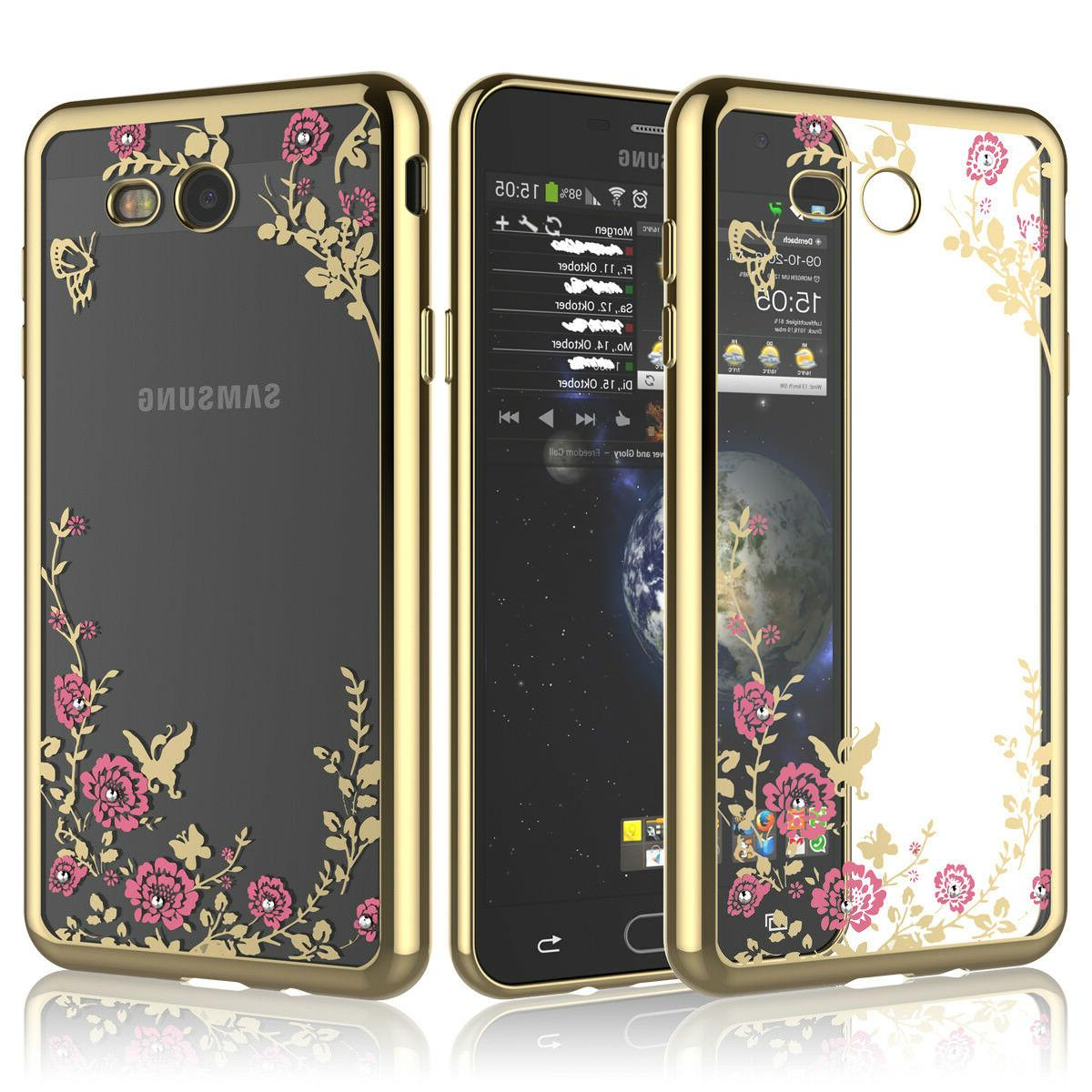 For / Edge Hybrid Crystal Clear Cover