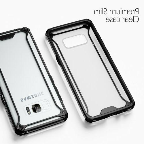 Samsung Case Affinity Shockproof Clear