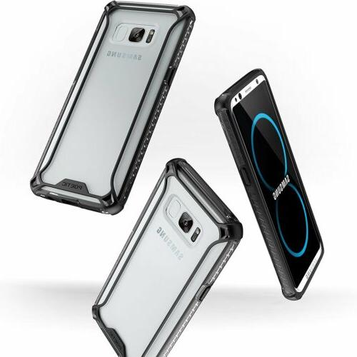 Samsung Plus Case Affinity Shockproof Clear