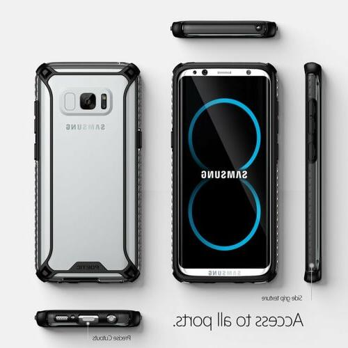 Samsung Galaxy S8 Case Affinity Shockproof Clear