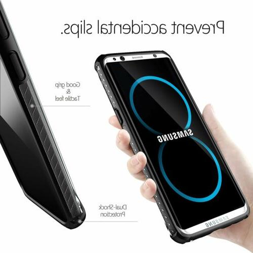 Samsung Galaxy S8 Case Shockproof Clear Cover