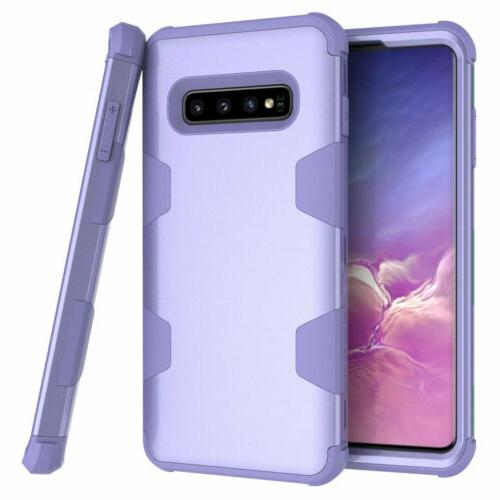 For Samsung S9 S10 Plus Hard Phone Case Cover