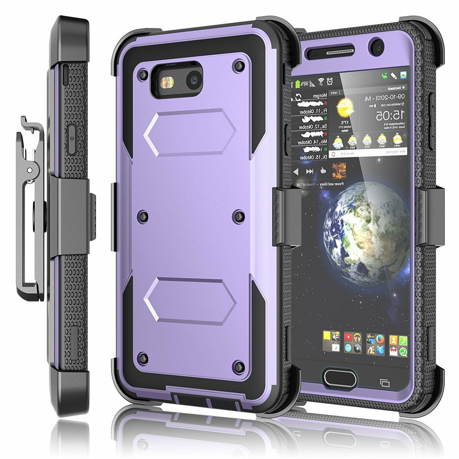 Cell With + Screen Protector