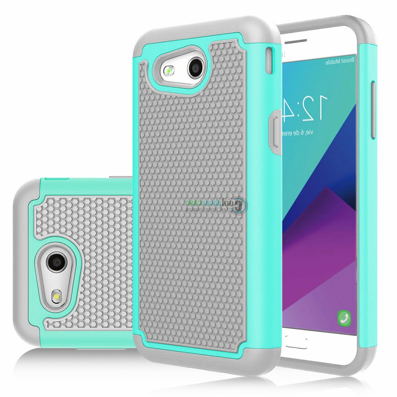 Shockproof Hybrid Cover Samsung J3 /Luna /Prime
